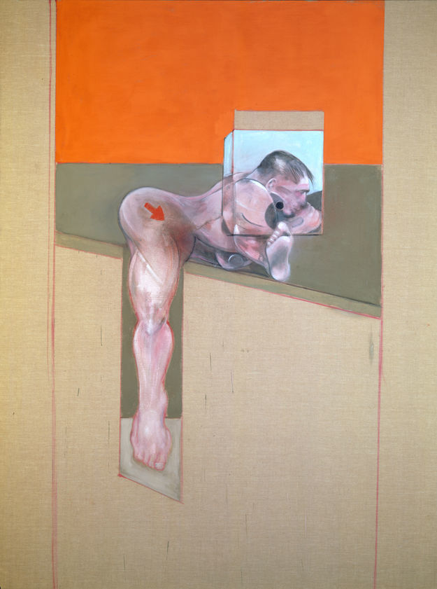 Study from the Human Body, 1991 : Francis Bacon : Artimage