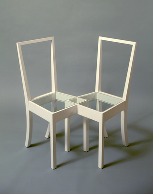 Interlocking Chair, 1989
