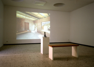 The House of Osama bin Laden, 2003 (installation view, Galer...