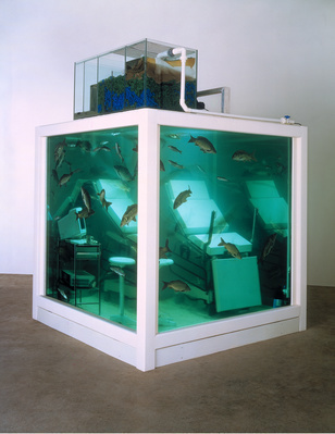 Love Lost (Large River Fish), 2000